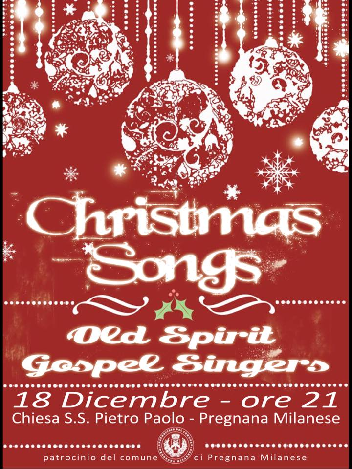 CHRISTMAS SONGS – Natale a Pregnana