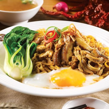 OLTOWN Dry Chili Pan Mee(Rp45)
