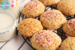 galletas italianas con ricotta