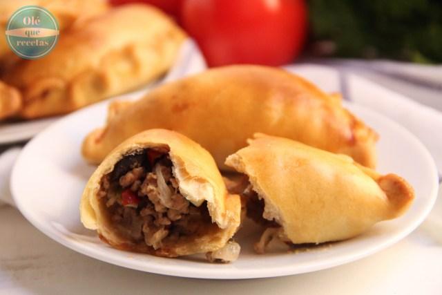 Empanadas criollas argentinas