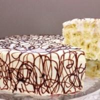 """Lady Fingers Cake (Торт """"Дамские Пальчики"""")"""