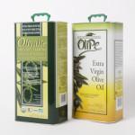 Olipe Olivalle latas aceite ecologico olivar de sierra los pedroches olivarera