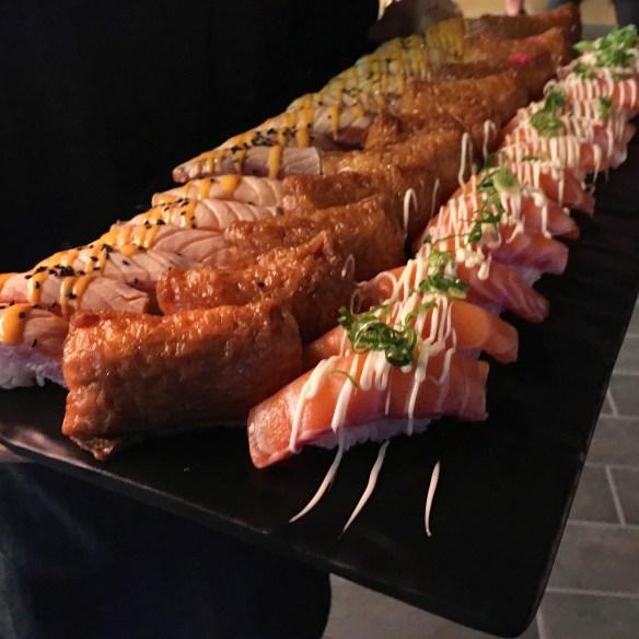 Tetsujin - Salmon nigiri