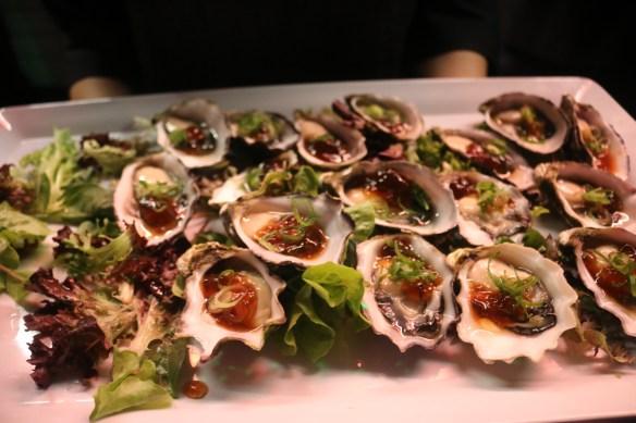 Tetsujin - Oysters