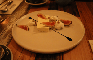 Academy Kitchen and Bar - Ricotta terrine