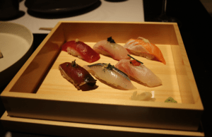 Kisume - assorted nigiri