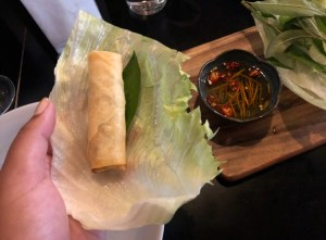 Twenty Pho Seven - how to spring roll Viet style