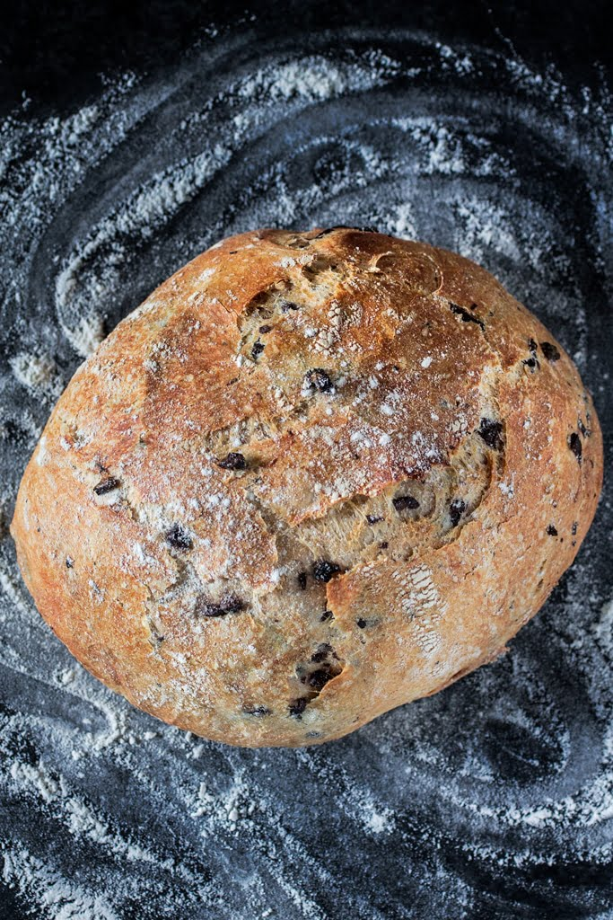 Mediterranean Olive Bread Recipes — Dishmaps