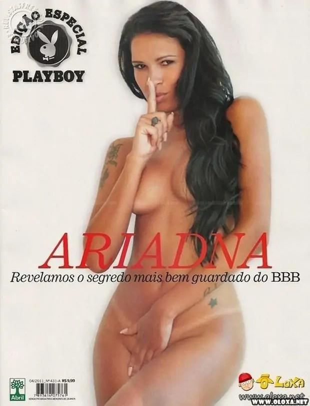 Playboy Especial da Ariadna