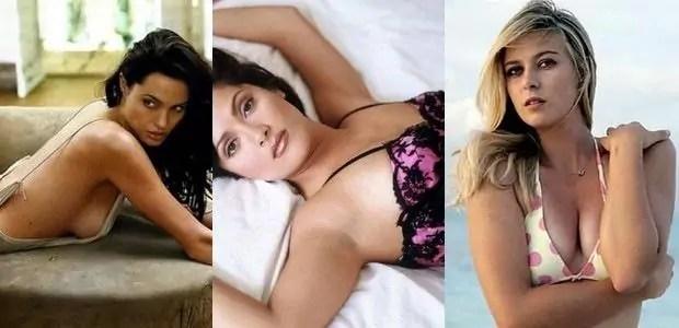 As 10 mulheres mais bonitas do mundo