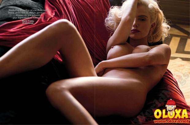 Fotos Playboy agosto 2012 Nathalia Rodrigues!!