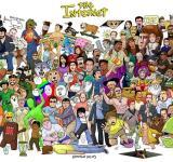 internet grafic