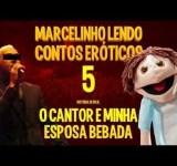 Marcelinho lendo contos eróticos 5