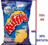 ruffles batata