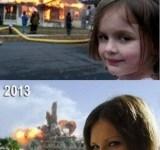 ela cresceu