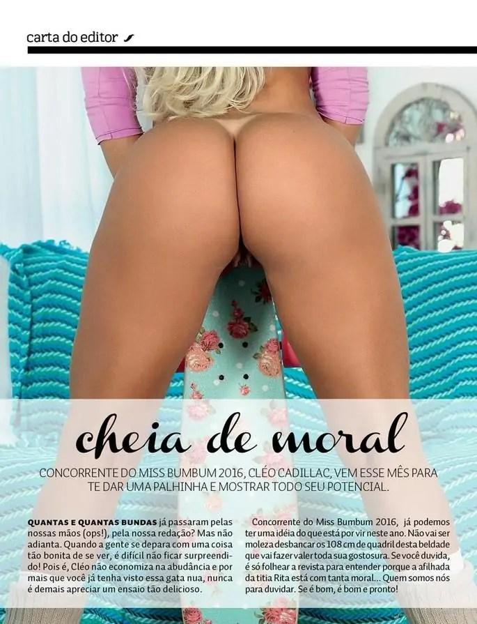 Cleo Cadillac Nua na Sexy de Agosto (3)