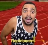 Paródia Malandramente – Rapidamente (homenagem ao Bolt)