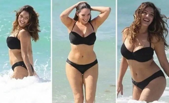 A mulher com o corpo mais perfeito do mundo (segundo estudos)