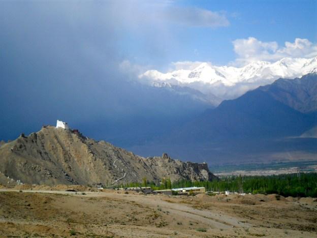 Leh-Tsemo-monastery