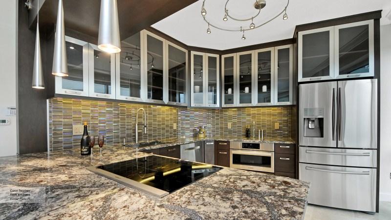 Large Of Walnut Kitchen Cabinets