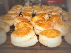 scones blog