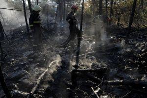 Croatia Fires