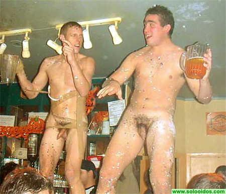 tan nude dudes