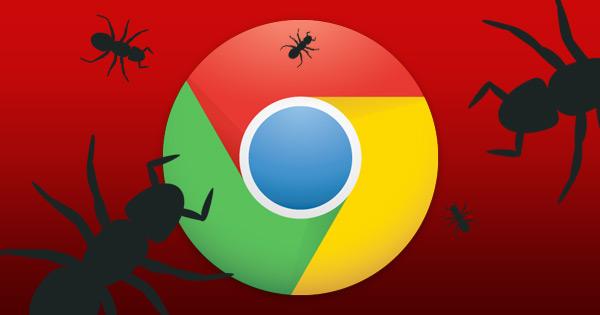 Link pode travar Chrome mesmo se não for aberto