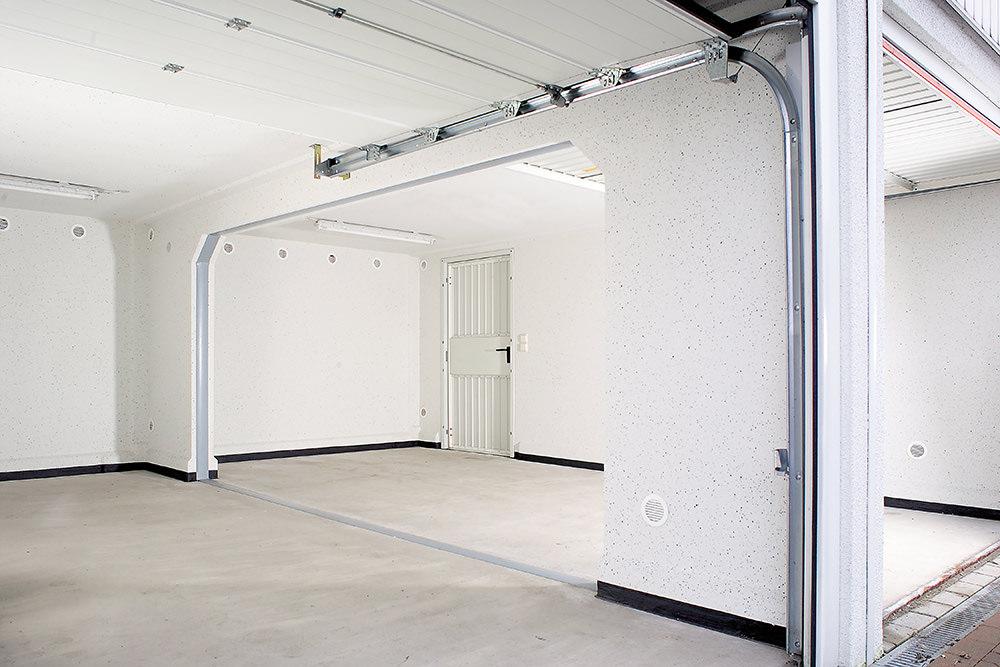 Betongaragen Omicroner Garagen