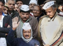 why did AAP removed party leaders