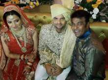 Suresh-Raina-Wedding-with-priyanka