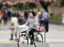 bicyle rules japan