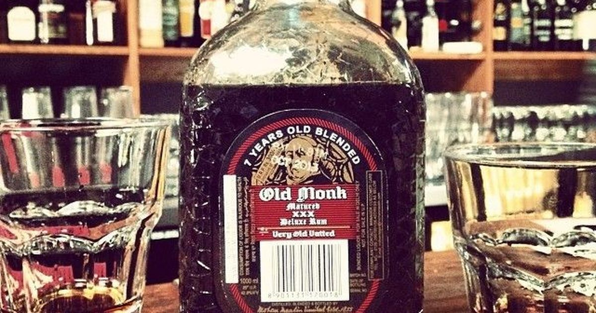 old-monk