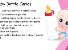 Baby Bottle Caries