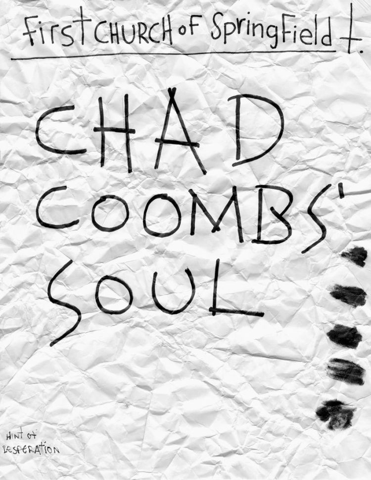 Chad Coombs' soul