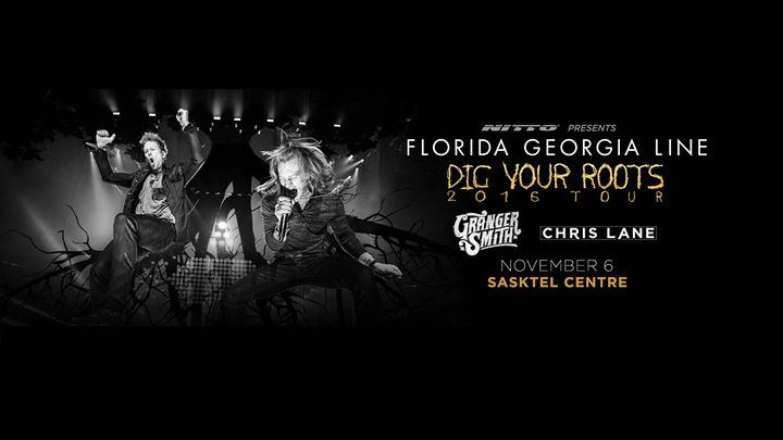 Florida Georgia Line Dig Your Roots Tour April