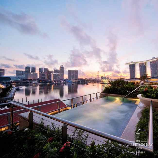 Guide to the luxury hotels in singapore for Most luxurious hotel in singapore