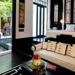 """""""Pool courtyard suite The Siam Hotel"""