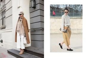 Light culotte pants | I pantaloni al polpaccio nei colori chiari!