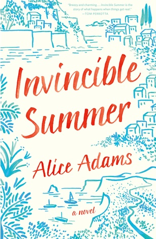 Invincible Summer Book Cover