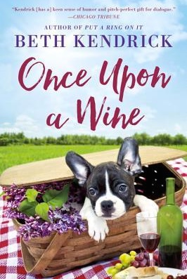 Once Upon a Wine Book Cover