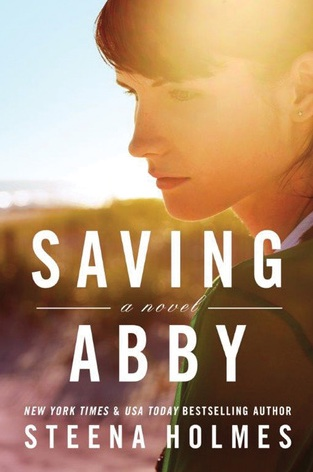 Saving Abby Book Cover