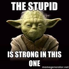 yoda stupid 2