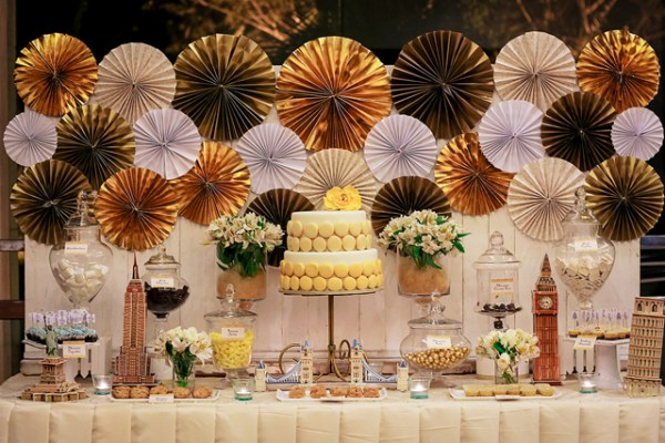 Candy Buffet by Box of Sweets by Punky Porca