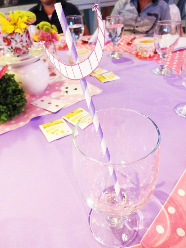Alice in Wonderland Themed Party - 20