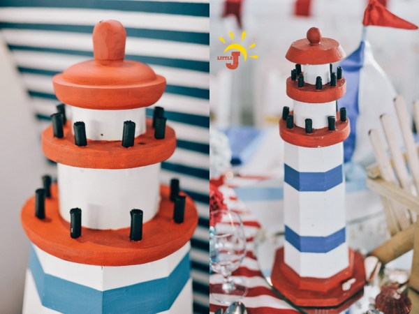 Nautical Themed Party - 20