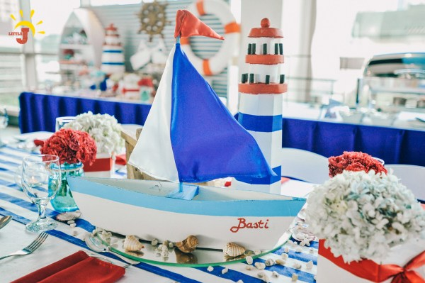 Nautical Themed Party - 28