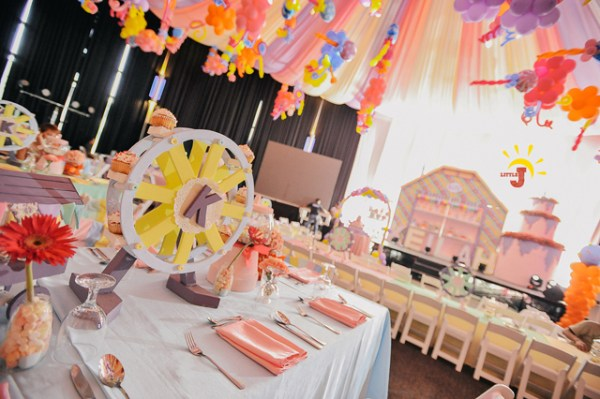 Candy Themed Birthday Party - 23