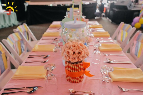 Candy Themed Birthday Party - 25