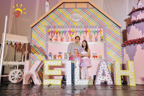 Candy Themed Birthday Party - 40